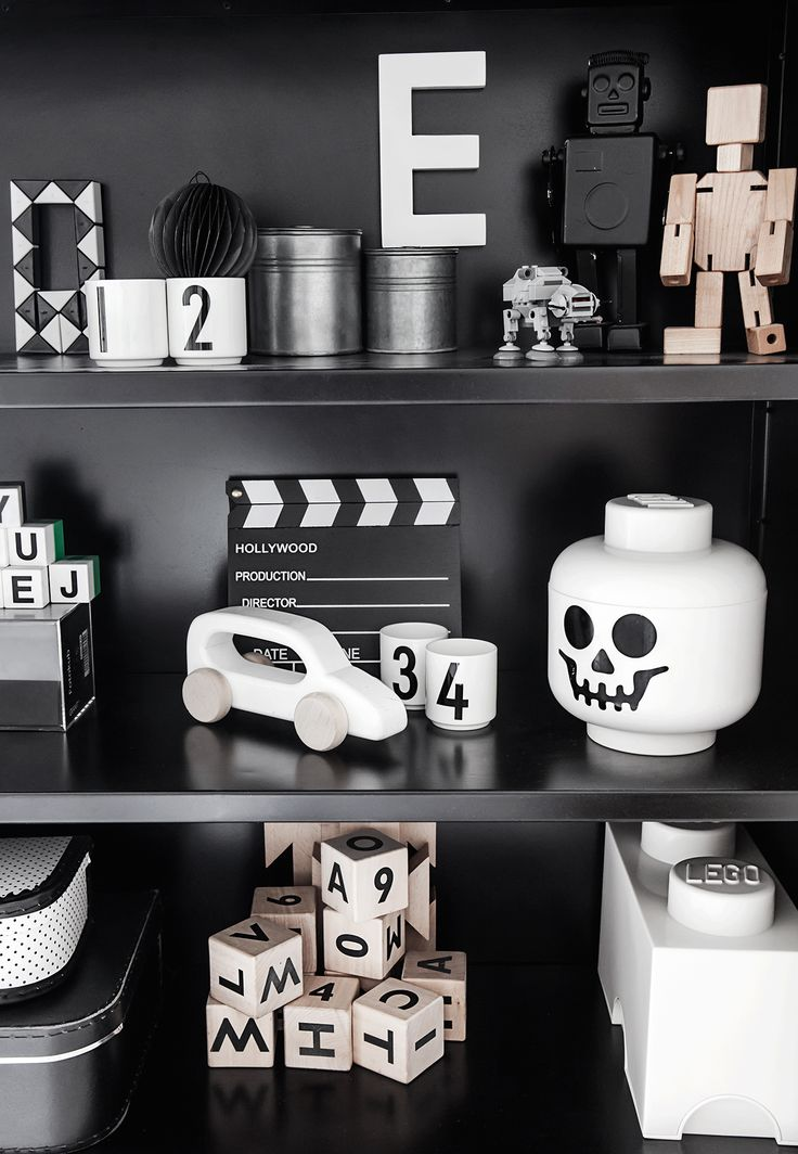 Scandinavisch appartement met stijlvol