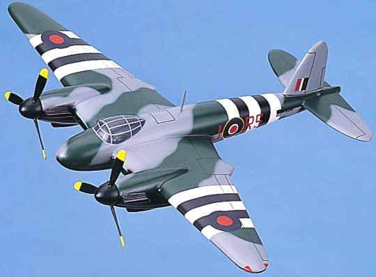 world war 2 british war planes   ... Mosquito - Great Britain Military Airplanes of World War II