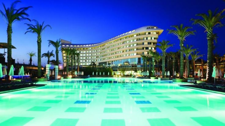 Hotel Concorde Deluxe, Lara, Antalya, Turcia