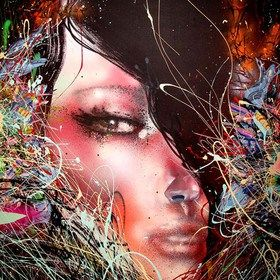 Upper Playground | David Choe Artwork from The Archives