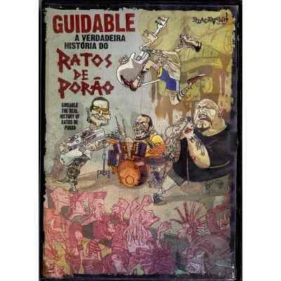 GUIDABLE – A Verdadeira História do Ratos de Porão não só une e resgata, em 121 minutos de documentário, diversas gerações de uma das bandas de hardcore mais importantes do cenário mundial que ainda se encontra em atividade, como serve de importante registro audiovisual sobre o movimento punk no país. O documentário marca, ainda, a…