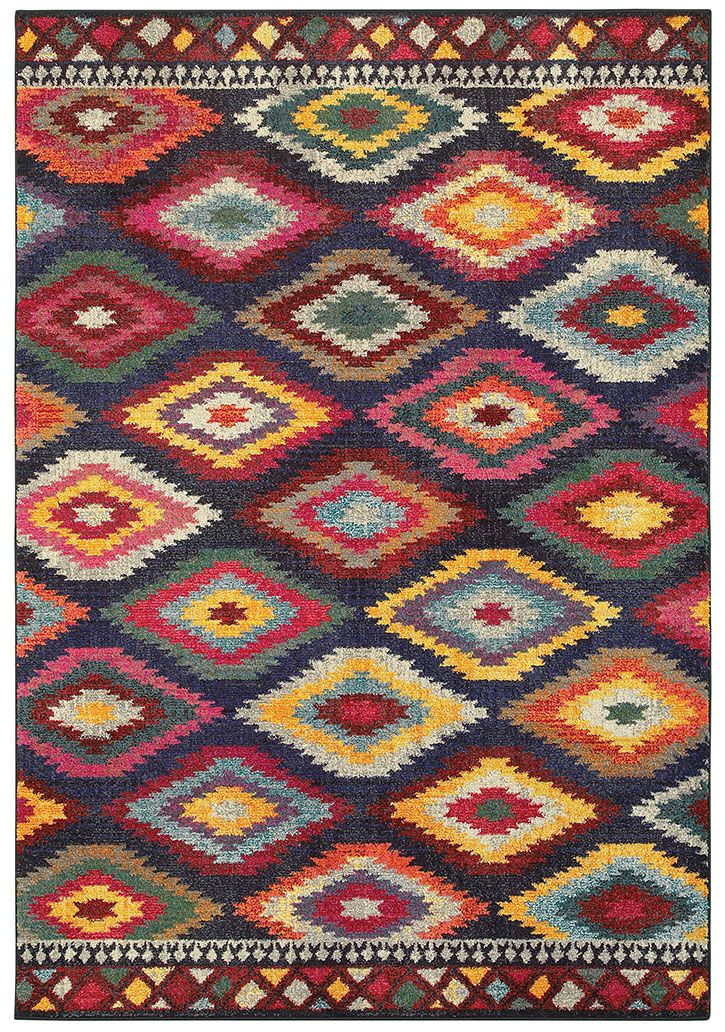 Toscana 9571a In 2020 Area Rugs Oriental Weavers Vintage Carpet