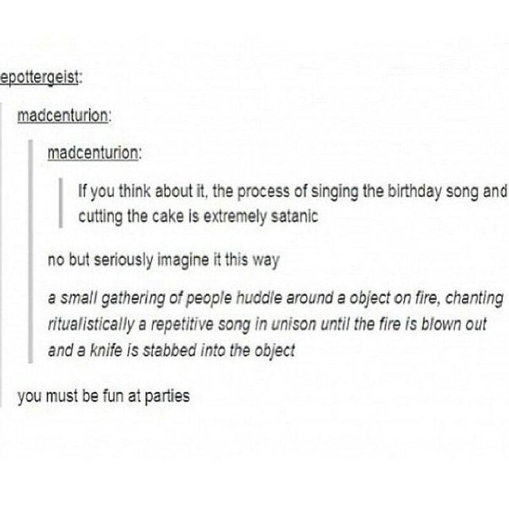 Lol, Happy Birthday song