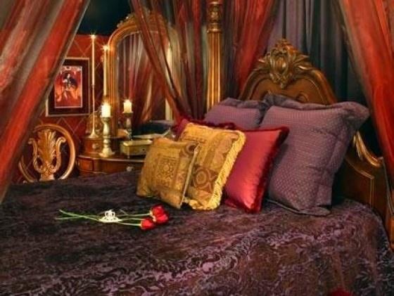 Romantic gypsy decor ideas
