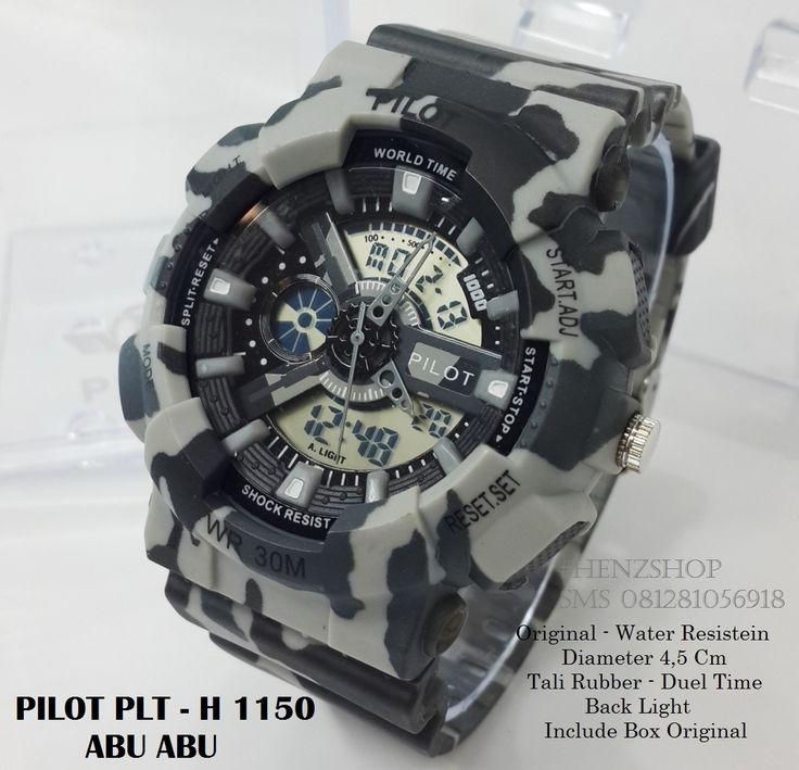 jam tangan pilot now only 250.000