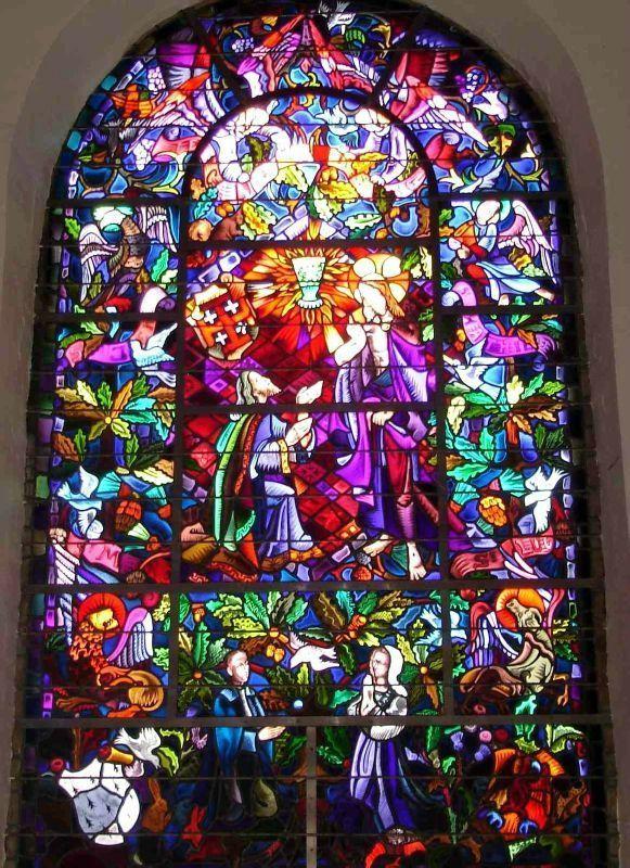 Plus de 1000 id es propos de france vitraux sur for Marc chagall paris vu de ma fenetre