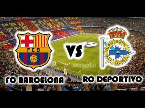 Barcelona Vs Deportivo La Coruna 4-0 All Goals & Full Highlights - Resumen y Goles 15/10/2016  Barcelona vs Deportivo la Coruna 4-0 All goals & Full Highlights 15-10-2016 -----------------------------------------   Like  Share  Comment on Video  Thanks for Watching!   Please help channel reached 100000 subscribe