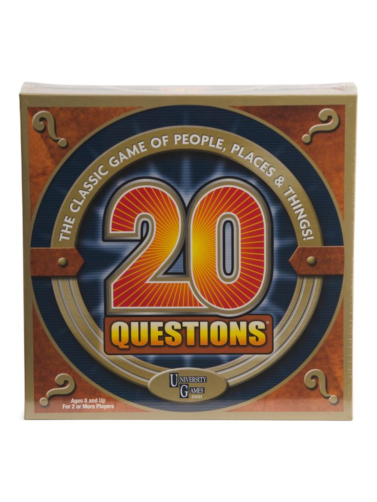 20 questions dating game