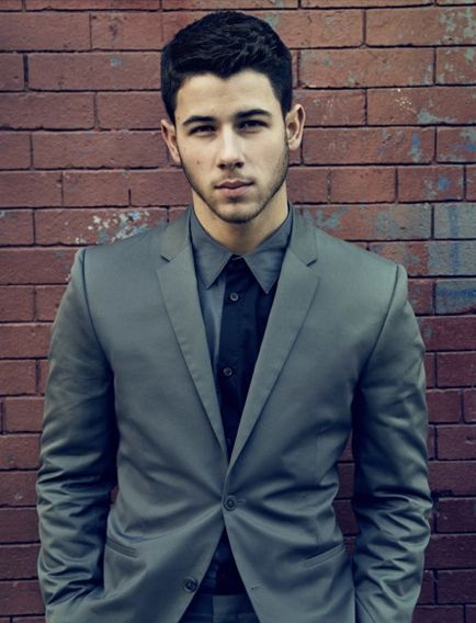 My dream date will always be Nick Jonas. He has a gorgeous voice and a great personality. He is soooo fine. #myfirstdate