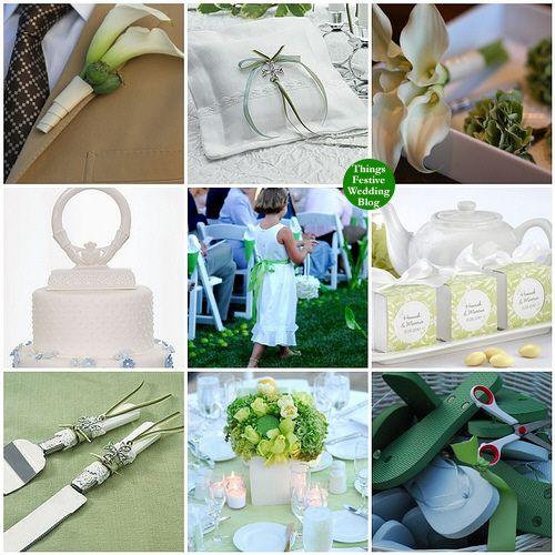 Outdoor Wedding Decorations Ireland : Wedding ideas on celtic knots irish and