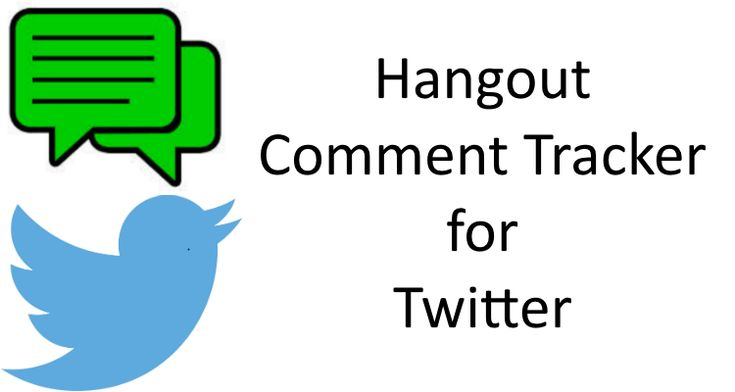 """""""How to Setup the Hangout Comment Tracker for Twitter"""". This second article, of a two part series on the Comment Tracker, is about how to corral comments from Twitter into the Comment Tracker. To do this, a Twitter Widget URL needs to be created with its unique Hashtag specific to the Hangout On Air Event. This article gives you step-by-step instructions on how to create the Widget and insert it into the Comment Tracker to collate the Twitter comments."""