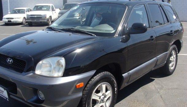 2003 Hyundai Santa Fe http://www.smartautolasvegas.net/wp_car_dealer/1574-2003-hyundai-santa-fe/