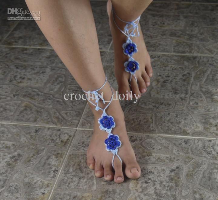 Feet Jewelry Miami Beach Jewelry | barefoot-sandals-foot-jewelry-beach-wear.jpg