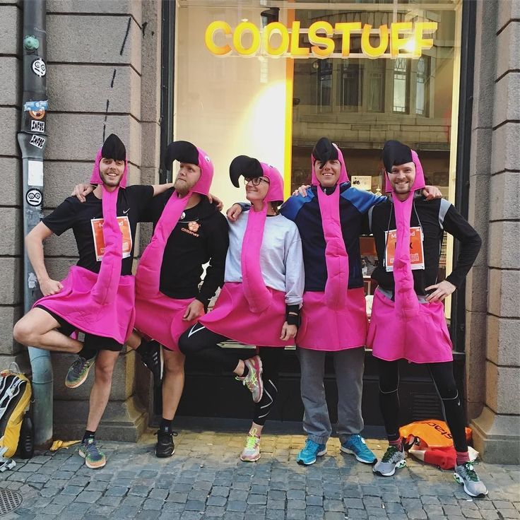 THIS is how people from CoolStuff look when we run races! #midnattsloppet #mycoolstuff