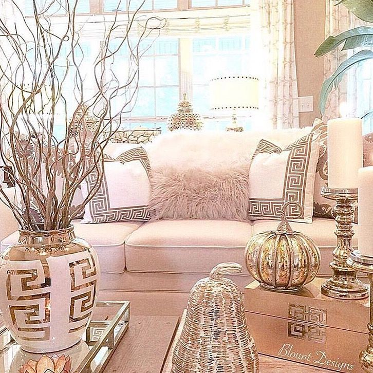 Aerin Gold Home Decor Inspiration: 25+ Best Ideas About Gold Home Decor On Pinterest