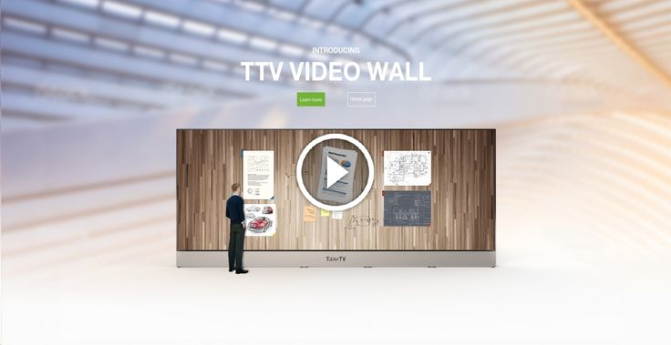 200-inch 8K TV with seamless 1mm bezel shown off at CEBIT 2016: 200-inch 8K TV with seamless 1mm bezel shown off at CEBIT 2016:…