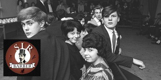 Η Ανδρική Μόδα μαλλιών του 60s-70s! «Από τον Άγγελο Αντωνόπουλο».