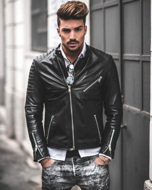 Pin De George Garcia En Mens Fashion Pinterest