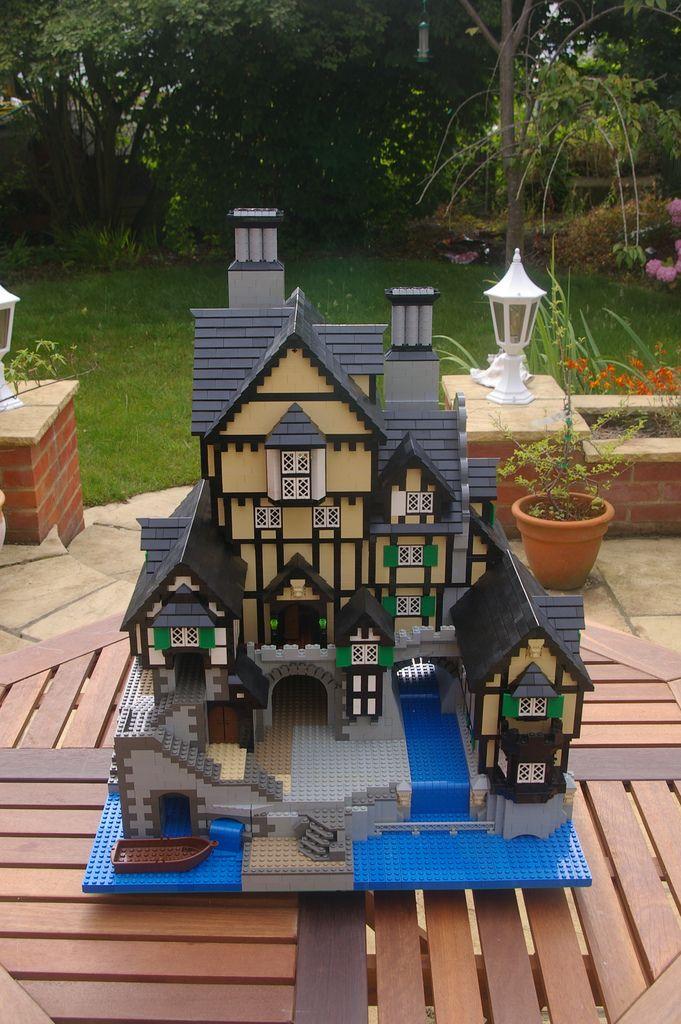 ber ideen zu lego haus auf pinterest lego lego city und lego m bel. Black Bedroom Furniture Sets. Home Design Ideas