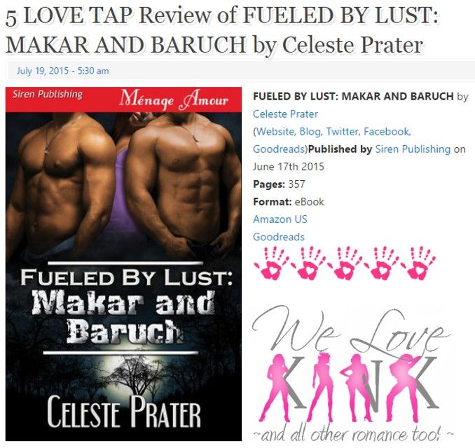 63 best celeste prater books images on pinterest romances romance 5 star review from we love kink book reviews for book 7 of the series fandeluxe Choice Image