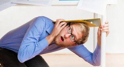 Marketing: El uso del miedo en comunicación web agencias / se...