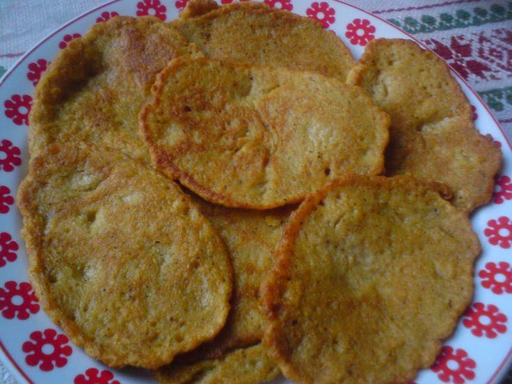 Paprikás krumpli: Tócsni