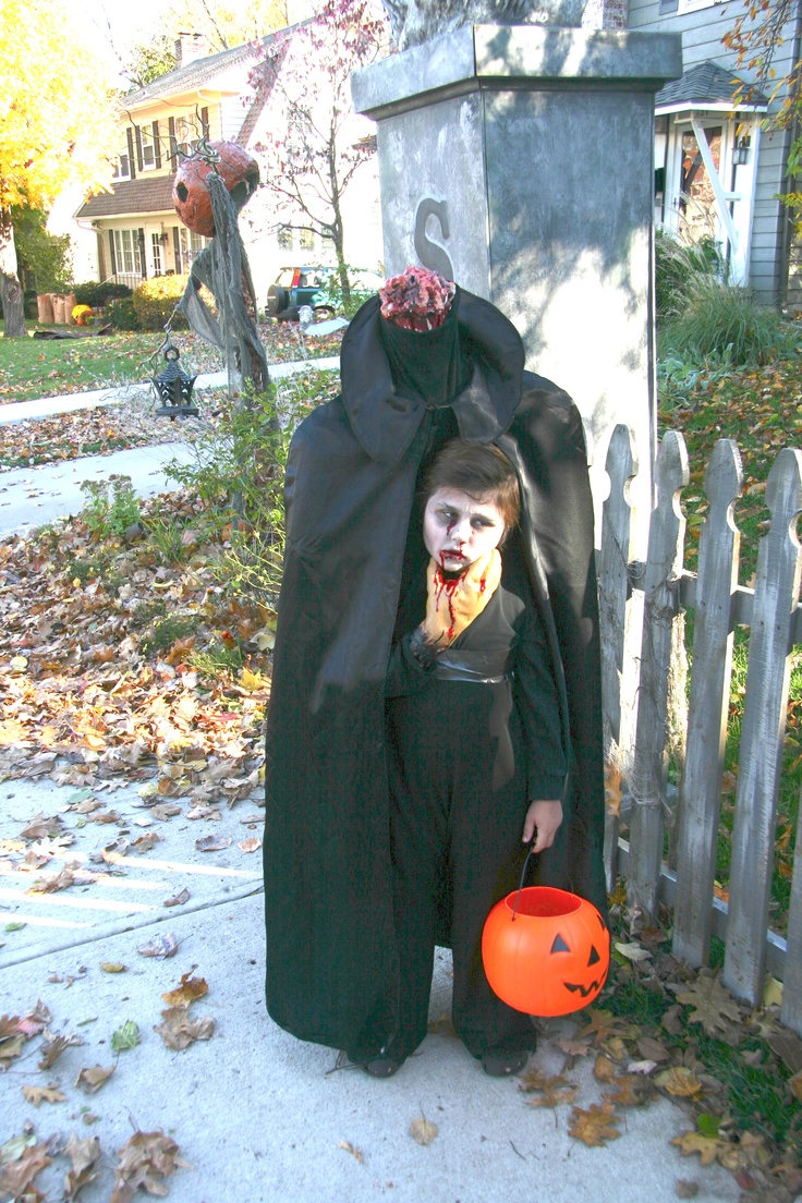 Like this but for an adult. And heu0027d lead me down the · Headless Horseman CostumeHalloween ...  sc 1 st  Pinterest & 10 best Halloween for the boys.... images on Pinterest | Halloween ...