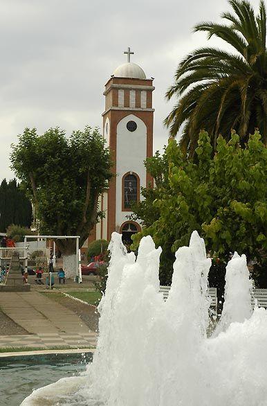 Iglesia de Carahué