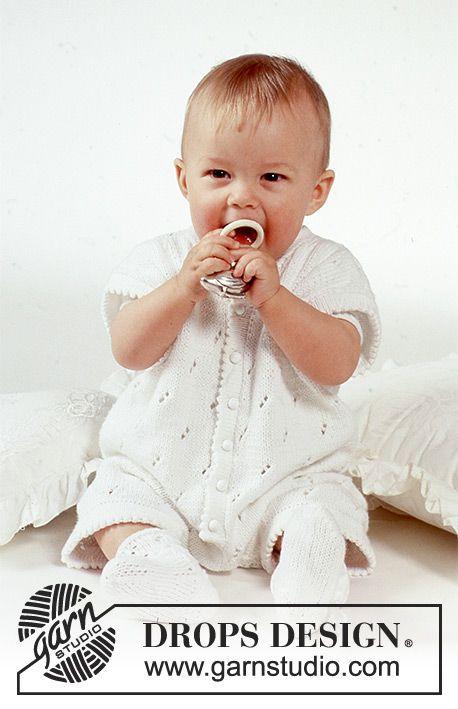 Catálogo DROPS Baby 1 - Patrones gratuitos de punto y ganchillo ...