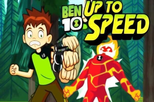 تحميل لعبة Ben 10 Up To Speed V1 7 5 مهكرة للاندرويد اخر اصدار Ben 10 10 Things Character
