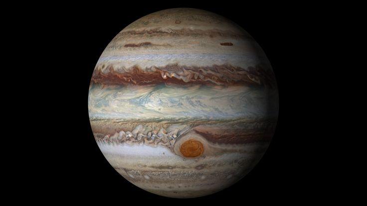 A világegyetem (4)-Jupiter az óriás bolygó