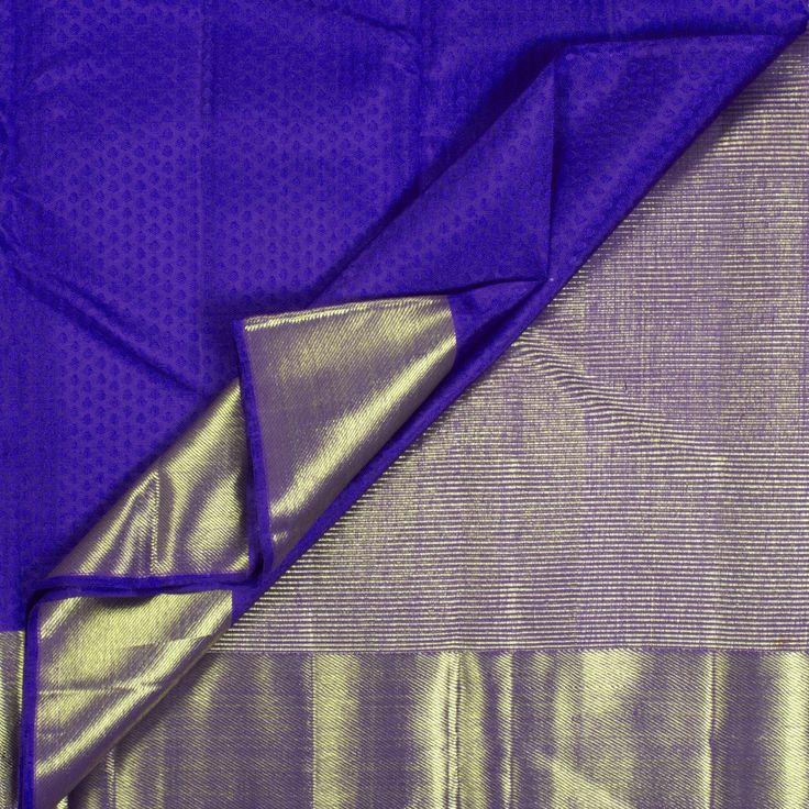 Kanakavalli Handwoven Kanjivaram Silk Sari 1006286 - Sari / All Saris - Parisera