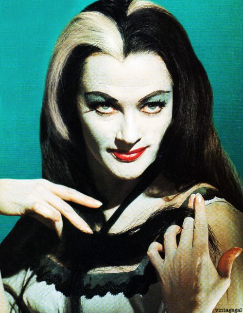 lily munster - the munsters 60's