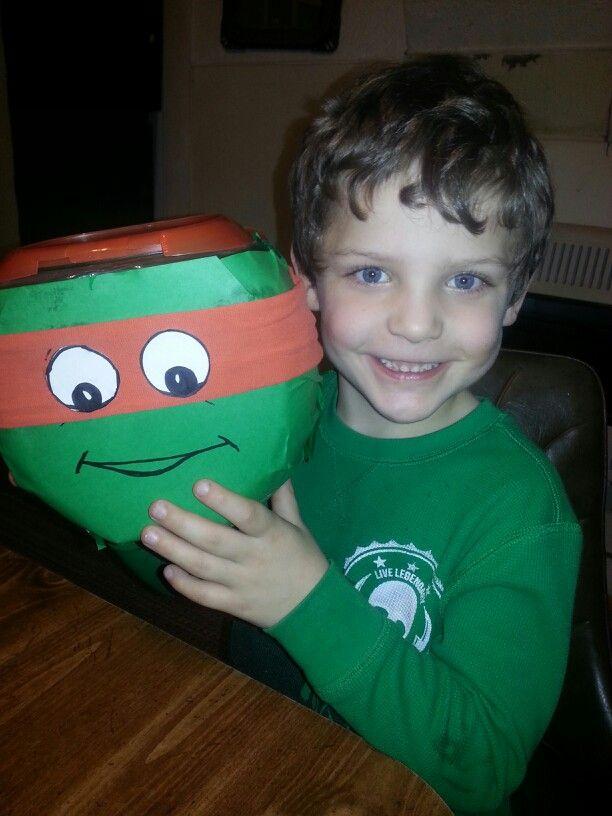 valentine's day ninja turtle