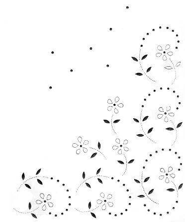 Richelieu   Cutwork : Patterns