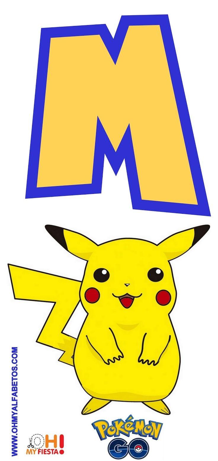 pokemon-go-pikachu-alphabet-M.jpg (756×1600)