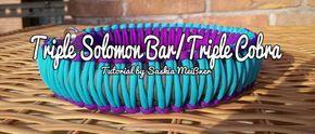 Triple Solomon Bar / Triple Cobra