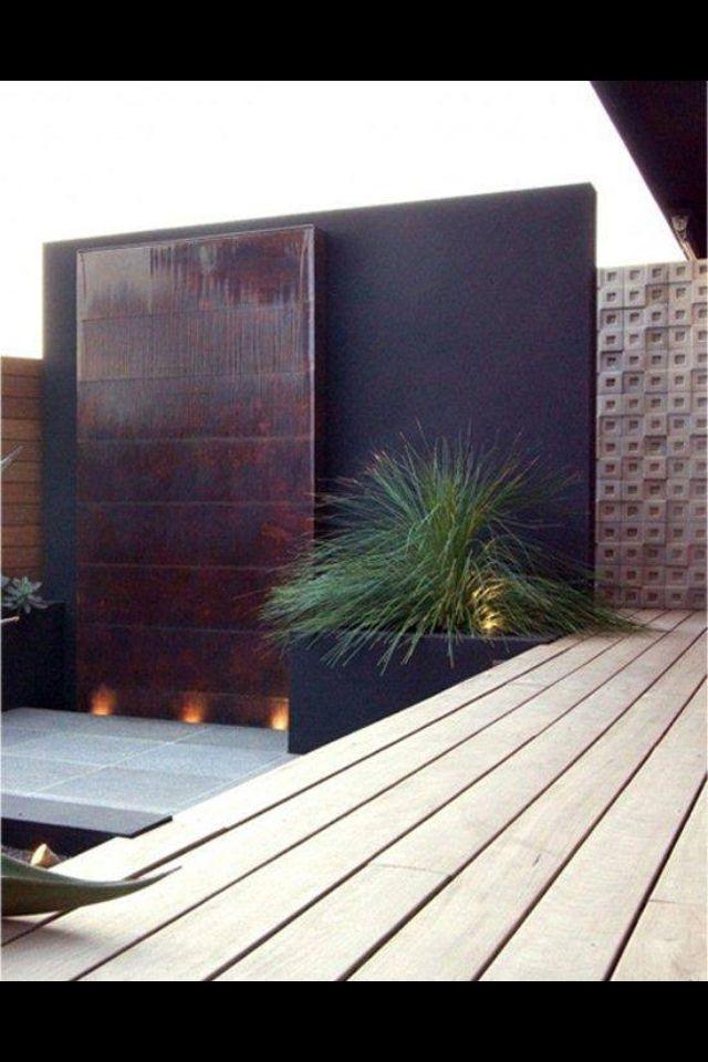17 mejores im genes sobre decoraci n de casa en pinterest - Fuentes de exterior ...