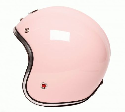 stylish helmets by Les Ateliers Ruby.  Sold at France's chicest boutique, Colette