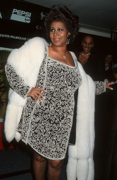 Aretha Franklin During Essence Awards At Madison Square