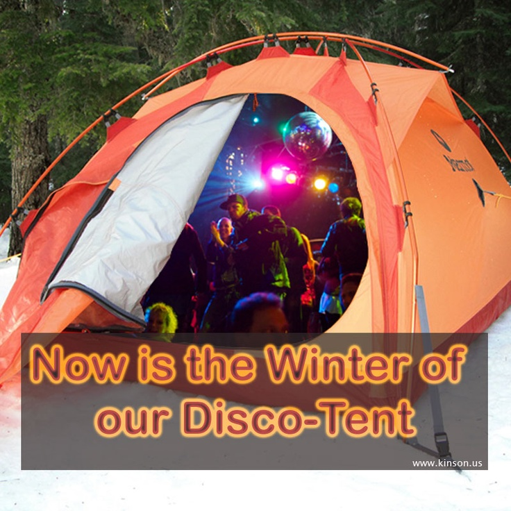 winter of our disco-tentDiscos T, Winter, Observation, Discot