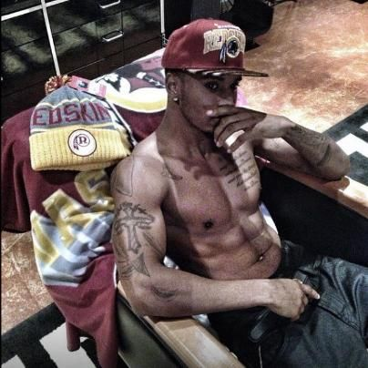 Trey Songz Redskins Fan | News Media Source And Urban Search Engine. Not Just A Hip Hop Site