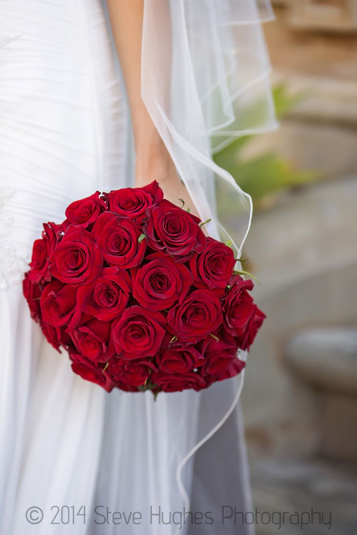 Red Roses....Steve Hughes photography... Bridal Flowers...
