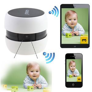 Googo WiFi Wireless Video Camera Baby Monitor for Android iOS Phones PC | eBay
