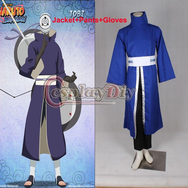 На заказ наруто акацуки ниндзя тоби Obito мадара учиха саске фиолетовый куртка аниме косплей костюм для взрослых мужчин