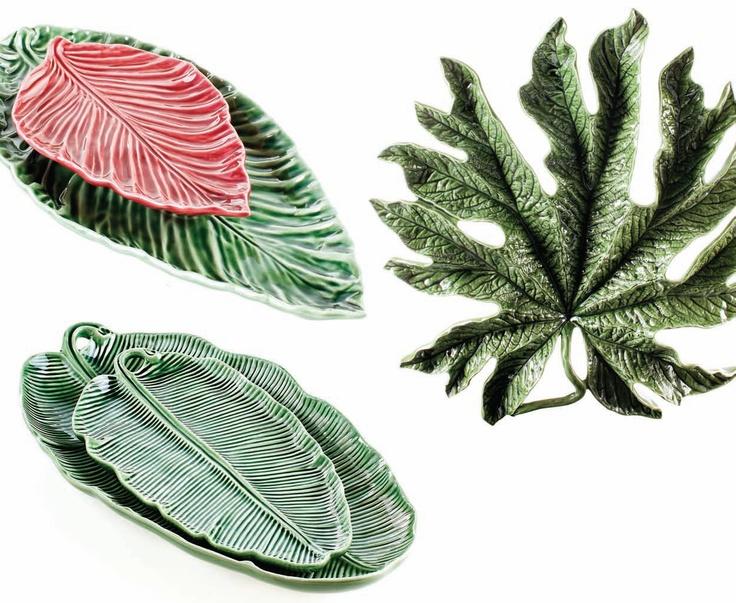 folhas bordalo pinheiro