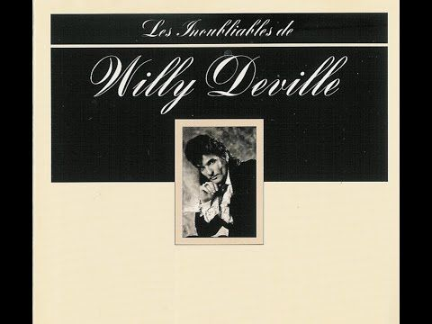 Willy DeVille - One night of sin (live in Italy1993) - YouTube