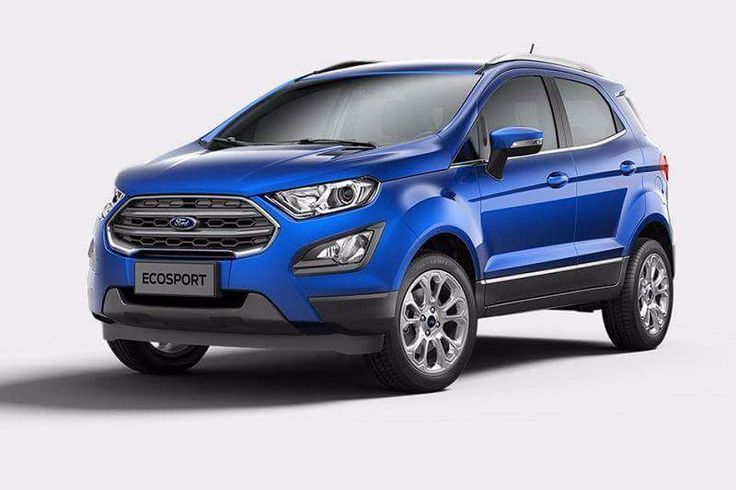 New Ford EcoSport Coming Before Diwali!