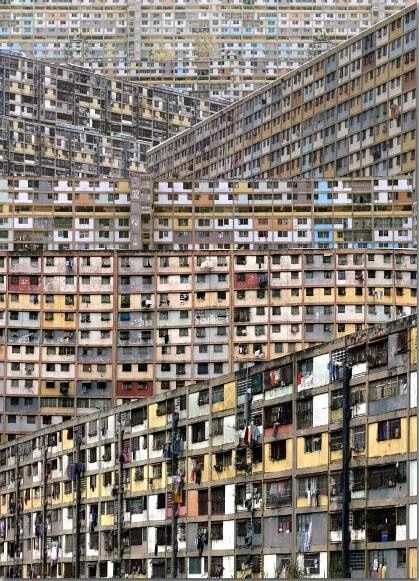 Vertical Slums • Caracas, Venezuela - Voilà ce qui nous attend bien avant la fin du siècle.