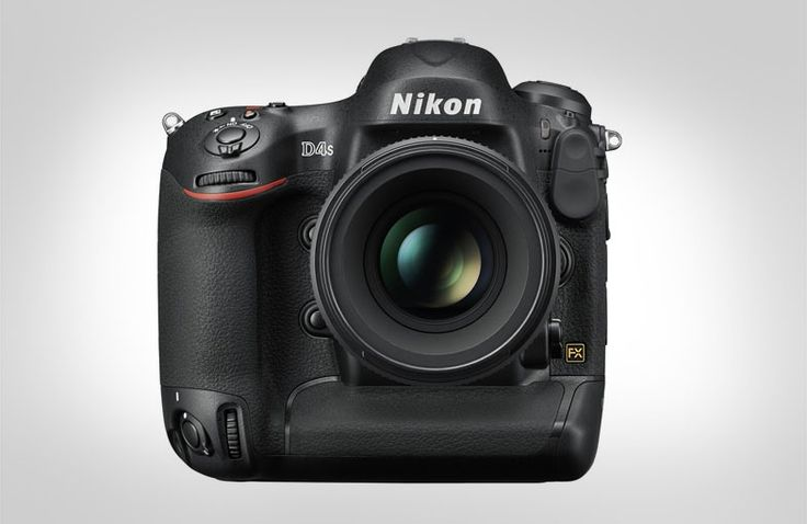 #Photogs are salivating at Nikon's new flagship D4S. Equipped with their EXSPEED 4 image processing, an enhanced autofocus system, and 11 fps continuous shooting at full resolution this camera is built for pure speed. The #Nikon #D4S is actually 30% faster than it's predecessor, the D4. Also, with a specially designed 16.2MP FX-format CMOS image sensor and IOS range that can reach a mind-boggling 409,600, it was engineered to collect more light and render higher image quality. ($6,500)